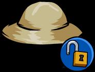 Safari Hat unlockable icon