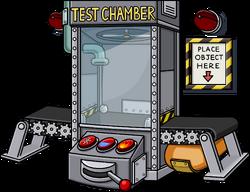 Test Chamber Full