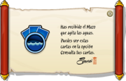 Water Booster Deck full award es