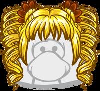Bucles de Oro icono