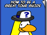 How to be a Great Tour Guide