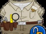 Dig Team Gear