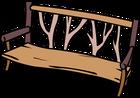 Log Bench sprite 002