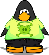 Punk Puffle Outfit1