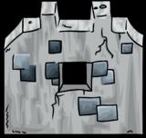 Stone Wall Ruins sprite 001