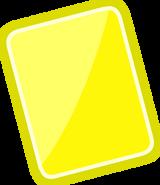 Tarjeta amarilla copa cp