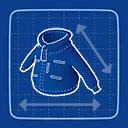 Abrigo de Patrulla de Esquí Modelo ICP