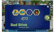 Album de estampillas de Bad Stink