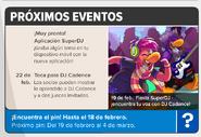 Fiesta Super DJ Anuncio en el Diario4