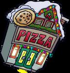 HolidayParty2009PizzaParlorExterior