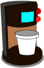 Hot Drink Maker sprite 008