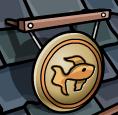 Ninja gong goldfish