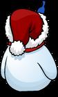 Santa Hat Snowman sprite 006