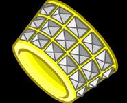 Goldblingbracelet
