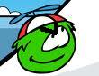 Green puffle evil