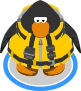 Life Jacket (ID 4292) in-game