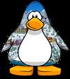 Map penguin fanart