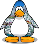 Map penguin fanart