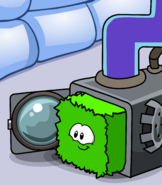 Puffle Washer card image