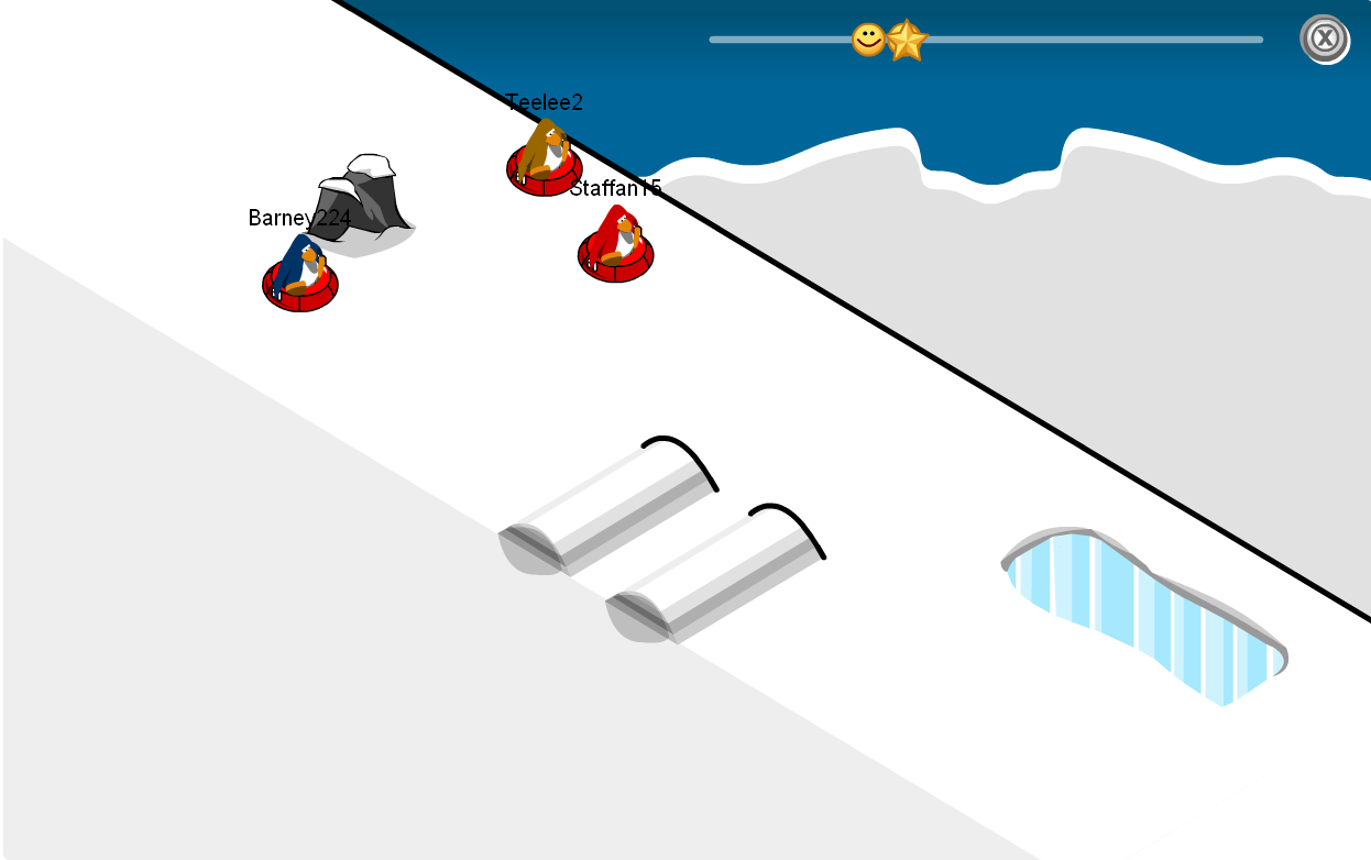 Penguins on Ice: A 120 Chart Game for standards Have fun sliding up and  back by tens and ones on this 120 chart.
