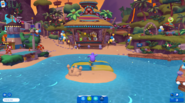 Waddle On Party Coconut Cove blob