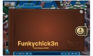 Álbum de estampillas de Funkychick3n
