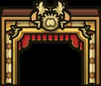 Arco de Megaescenario icono