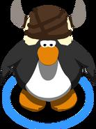 Casco de Pingüino de las Cavernas juego