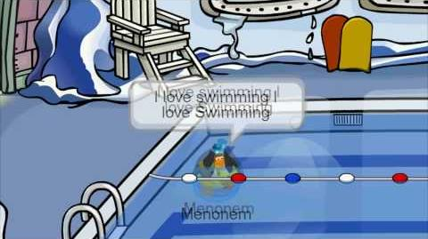 Club Penguin - Fred goes swimming (HD)