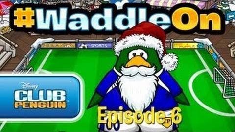 Club Penguin Alas y Aletas - Episodio 6