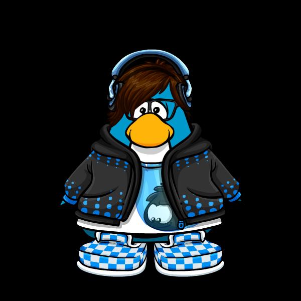 Club Penguin Relampago686