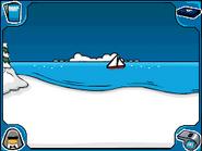 Dock sailboat