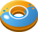 Emoji Inner Tube
