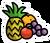 Fruit pin