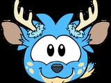 Puffle Ciervo Celeste