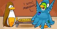Squidzoid wins Mancala