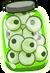 Frasco de Ojos icono