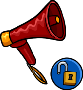 Megaphone (Unlockable)