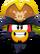 Rockhopper emoji