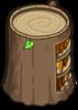Stump Bookcase sprite 045