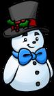 Top Hat Snowman sprite 008