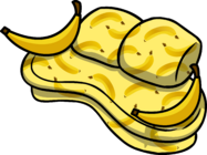 Banana Couch furniture icon ID 893