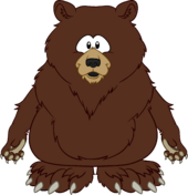 Brown Bear Costume icon