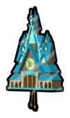 Clocktower Pin icon
