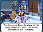 Command Room top secret