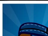 Membership Badge postcard
