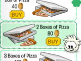 Puffle-related items