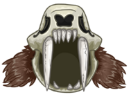 Sabor Toothed Helmet clothing icon ID 1534