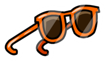 Sunglasses Pin icon