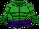 Traje de Hulk